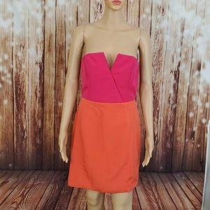 Naven Dress M Strapless